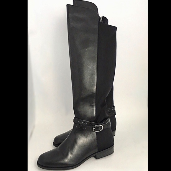 ceee1520f8c Bandolino Bryices Studded Leather Boots